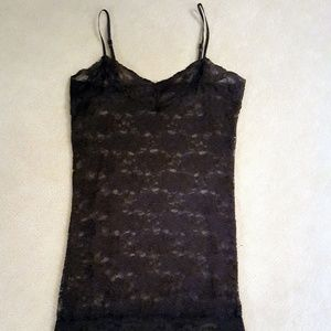 Stretchy Lace Camisole